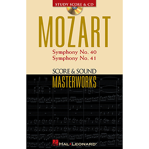 Mozart - Symphony No. 40 in G Minor/Symphony No. 41 in C Major