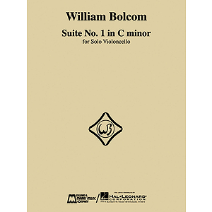 William Bolcom - Suite No. 1 in C Minor