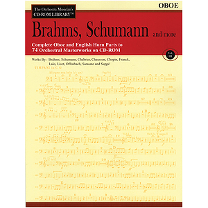 Brahms, Schumann & More - Volume 3