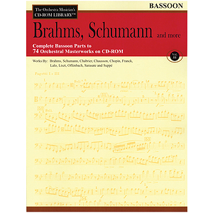Brahms, Schumann &amp; More - Volume 3