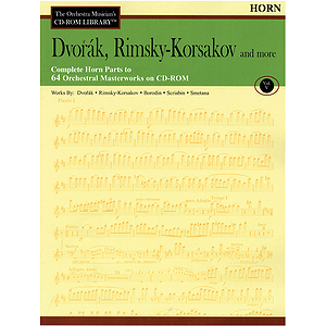 Dvorak, Rimsky-Korsakov and More - Volume 5