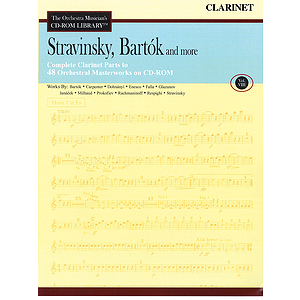Stravinsky, Bartók and More - Vol. 8