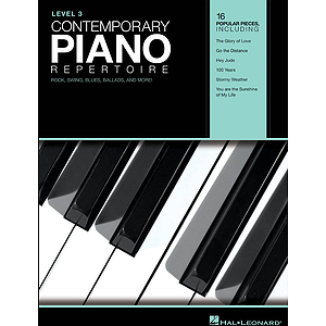 Contemporary Piano Repertoire - Level 3