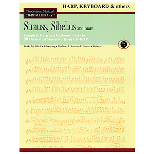 Strauss, Sibelius and More - Harp &amp; Keyboard Edition