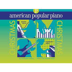 American Popular Piano Christmas - Preparatory Level