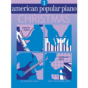 American Popular Piano Christmas - Level 1