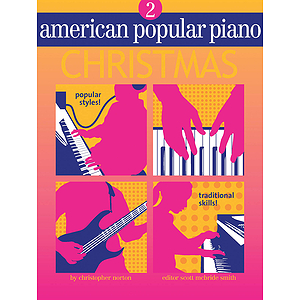 American Popular Piano Christmas - Level 2