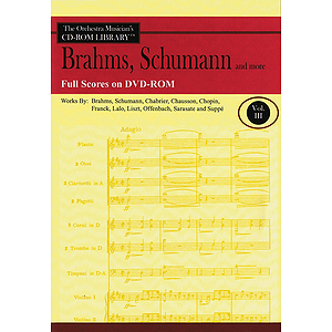 Brahms, Schumann and More - Volume 3