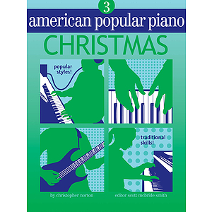 American Popular Piano - Christmas