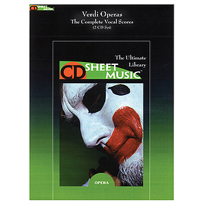 Verdi Operas: The Complete Vocal Scores