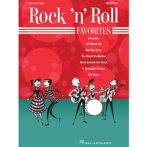 Rock 'n' Roll Favorites - 2nd Edition