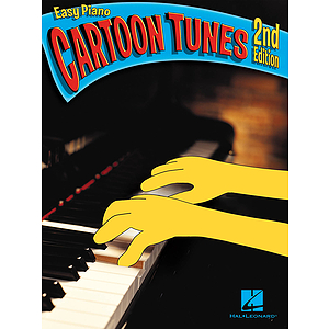 Cartoon Tunes - 2nd Edition