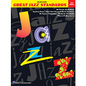 Great Jazz Standards - 2nd Edition