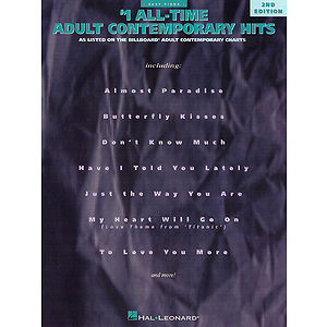 #1 All-Time Adult Contemporary Hits - 2nd Edition
