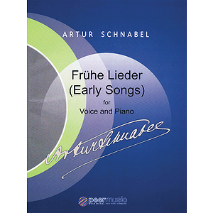 Frühe Lieder (Early Songs)