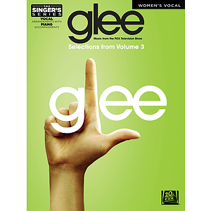 Glee - Singer's Edition - Women's Edition Vol. 3