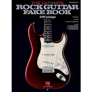 The Ultimate Rock Guitar Fake Book