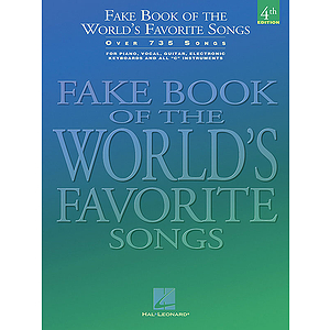 Fake Book of the World&#039;s Favorite Songs - 4th Edition