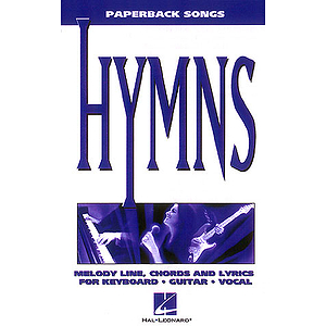 Hymns - Paperback Songs