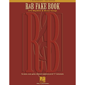 R&B Fake Book - 2nd Edition