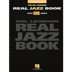 The Hal Leonard Real Jazz Book