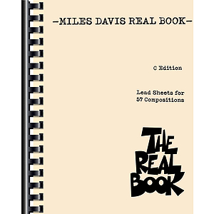 Miles Davis Real Book
