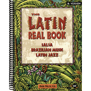 The Latin Real Book - E-flat Edition