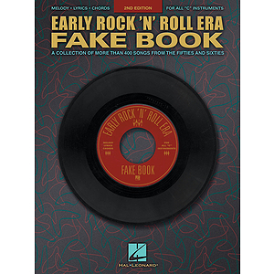 Early Rock'N'Roll Era Fake Book