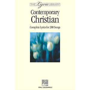 The Lyric Library: Contemporary Christian