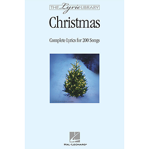 The Lyric Library: Christmas