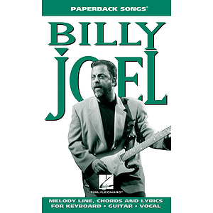Billy Joel - Paperback Songs