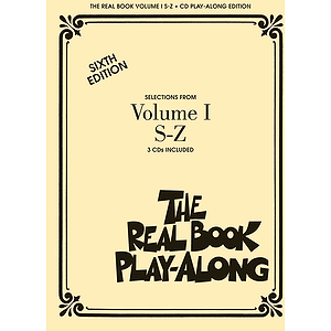 The Real Book Play-Along - Volume 1 S-Z
