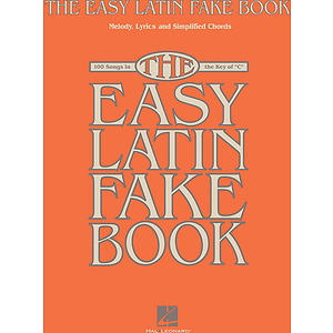 The Easy Latin Fake Book