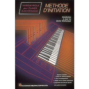 Instruction Book A - French Keyboard/Methode D'Initiation