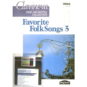 Favorite Folk Songs 3 - Elementary