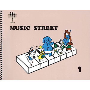 Tritone Music Street - Book 1