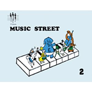 Tritone Music Street - Book 2