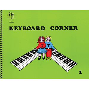 Tritone Keyboard Corner - Book 1