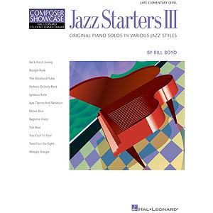 Jazz Starters III