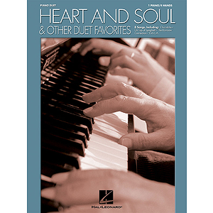 Heart and Soul & Other Duet Favorites