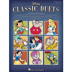 Disney Classic Duets