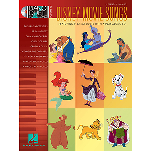 Disney Movie Songs