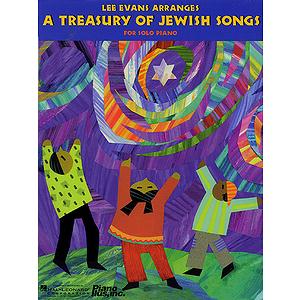 A Treasury of Jewish Songs