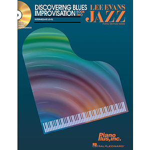 Discovering Blues Improvisation Book 2