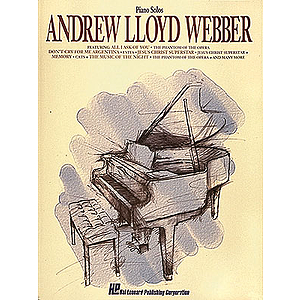 Andrew Lloyd Webber For Piano