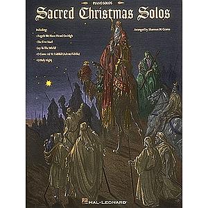 Sacred Christmas Solos