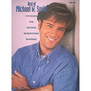 Best of Michael W Smith Piano Solos