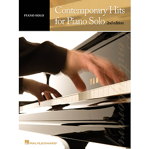 Contemporary Hits for Piano Solo - 2nd Edition