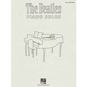 Lennon & McCartney Piano Solos