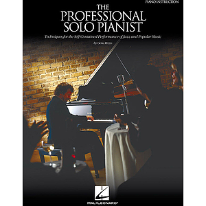 The Professional Solo Pianist
